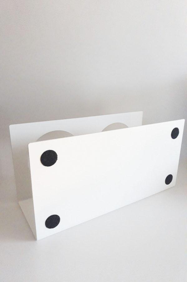 Produktbild Futterstation, Futterbar Kalya in weiß